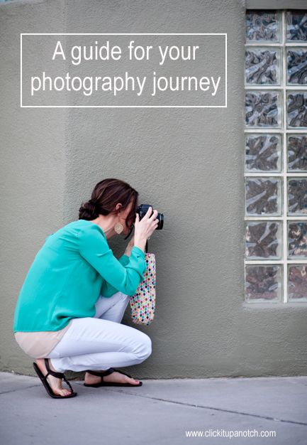 A guide for your photography journey