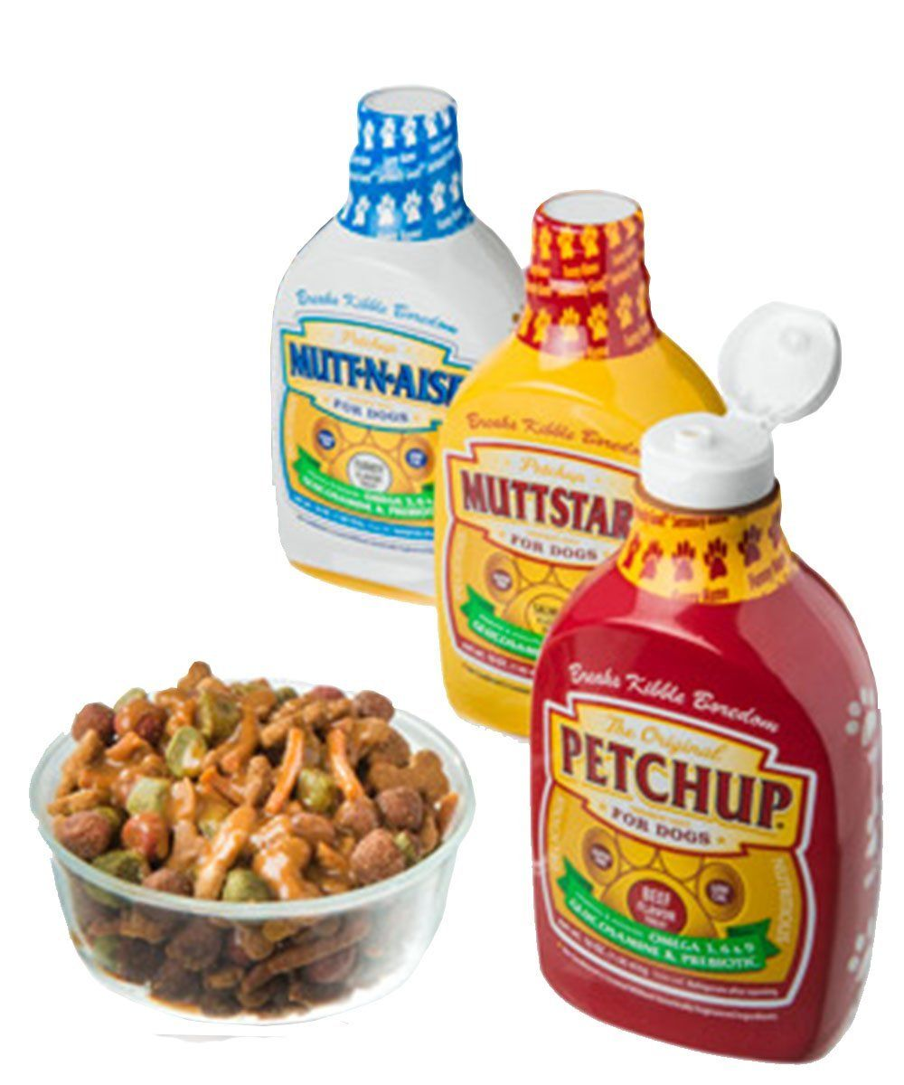 Petchup Nutritional Dog Food Gravy Topper Variety Pack Best