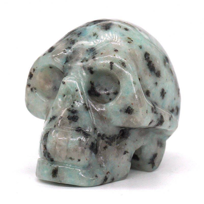 2 INCH Turquoise Hand Carved Elephant,Crystal Healing,Gemstone Animal Figurine