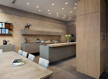 Grand dining contemporary kitchen manchester uk bulthaup by