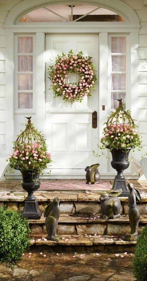 Photo of 45 fresh and light ideas for spring decorations to make yourself – living ideas and decoration