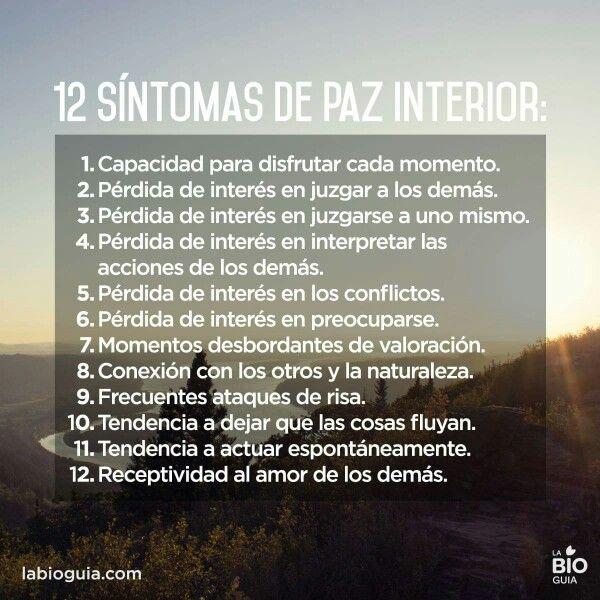 Pin De Sylvia Sánchez En Unique Quotes Paz Interior