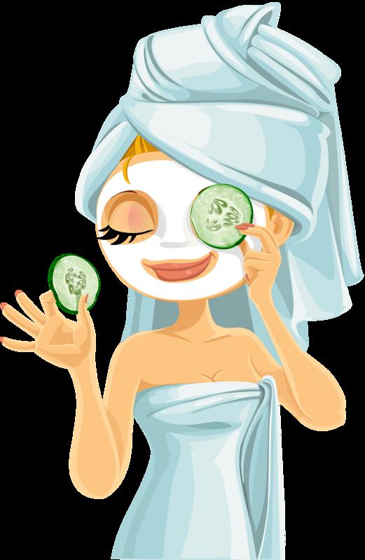 Spa Girl (Visit site for personnages, illustration ...