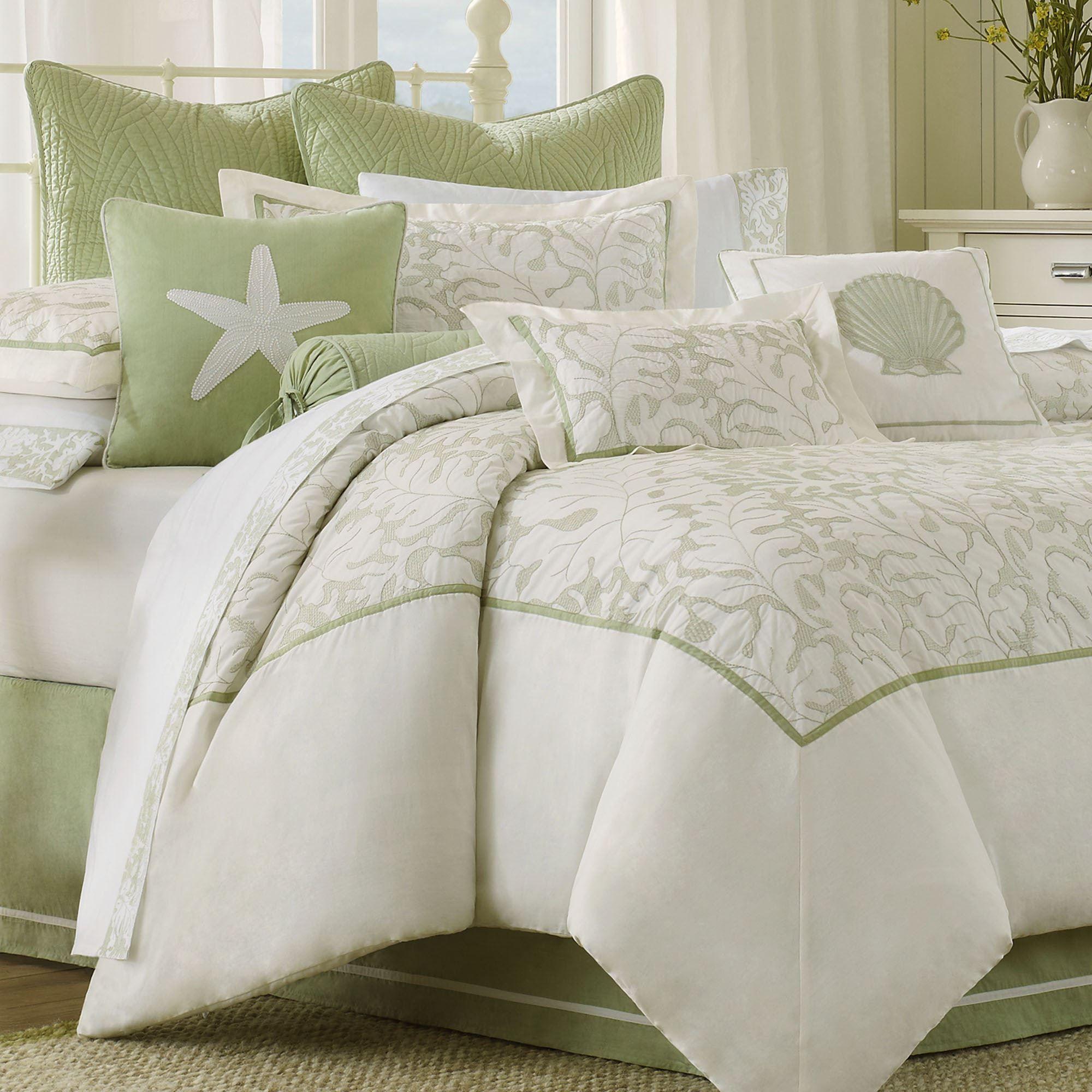 Brisbane Coastal Comforter Bedding Farmhouse Bedding Sets
