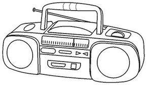 Maestra De Infantil Medios De Comunicacion Para Colorear Actividades De Comunicacion Medios De Comunicacion Comunicacion