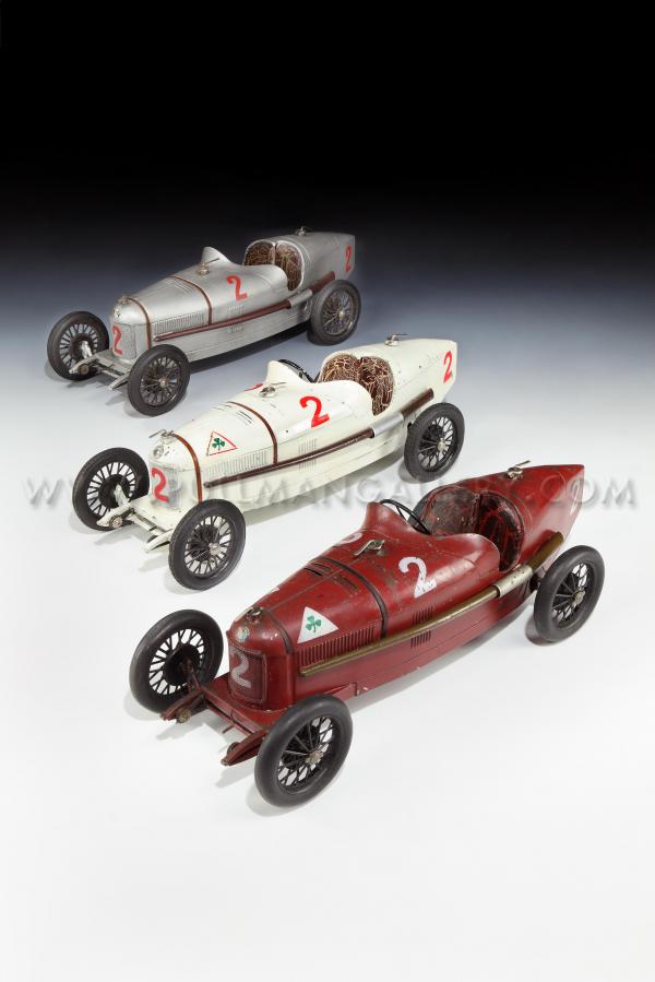 Alfa Romeo P2 Tinplate Toys By Cij C 1925 Toys Toy Art Alfa