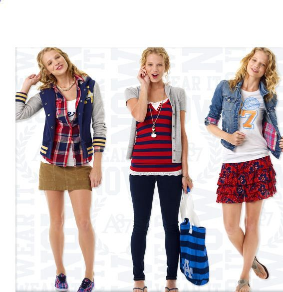 teen clothes for 14 year old girls | Aeropostale Clothes For Girls ...