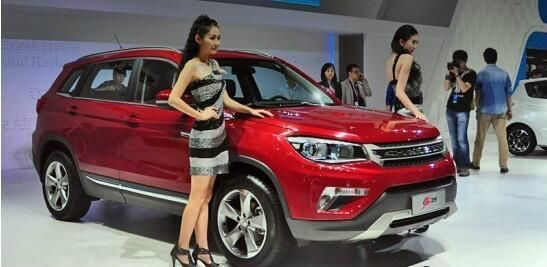 Changan Auto Chang An Car Girl Automotive Industry