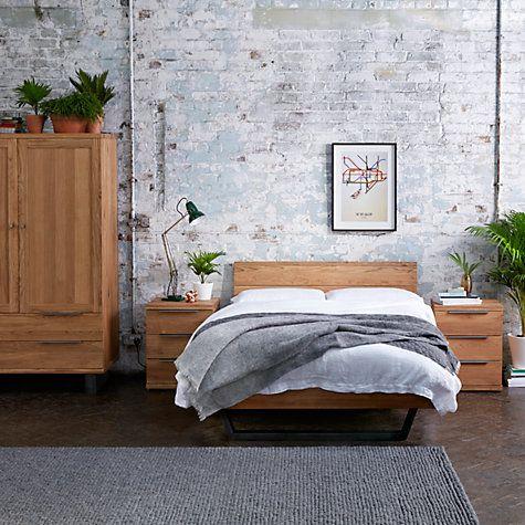John Lewis Partners Calia Bed Frame King Size Bedroom Delectable Bedroom Set Furniture Online Interior