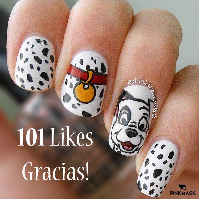 Magnífico Disney Halloween Arte De Uñas Colección de Imágenes ...