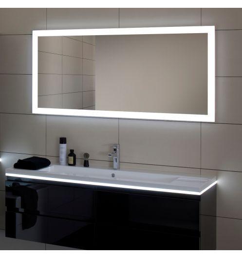Miroir salle de bain Led LUZ Sanijura 60 cm