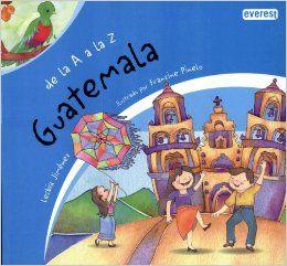 De la A a la Z (Country Books in Spanish)