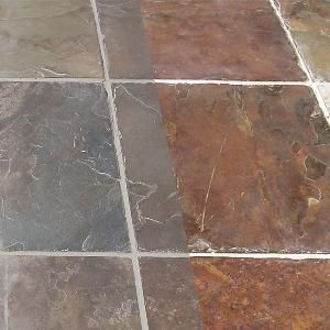 remove grout haze from stone tile