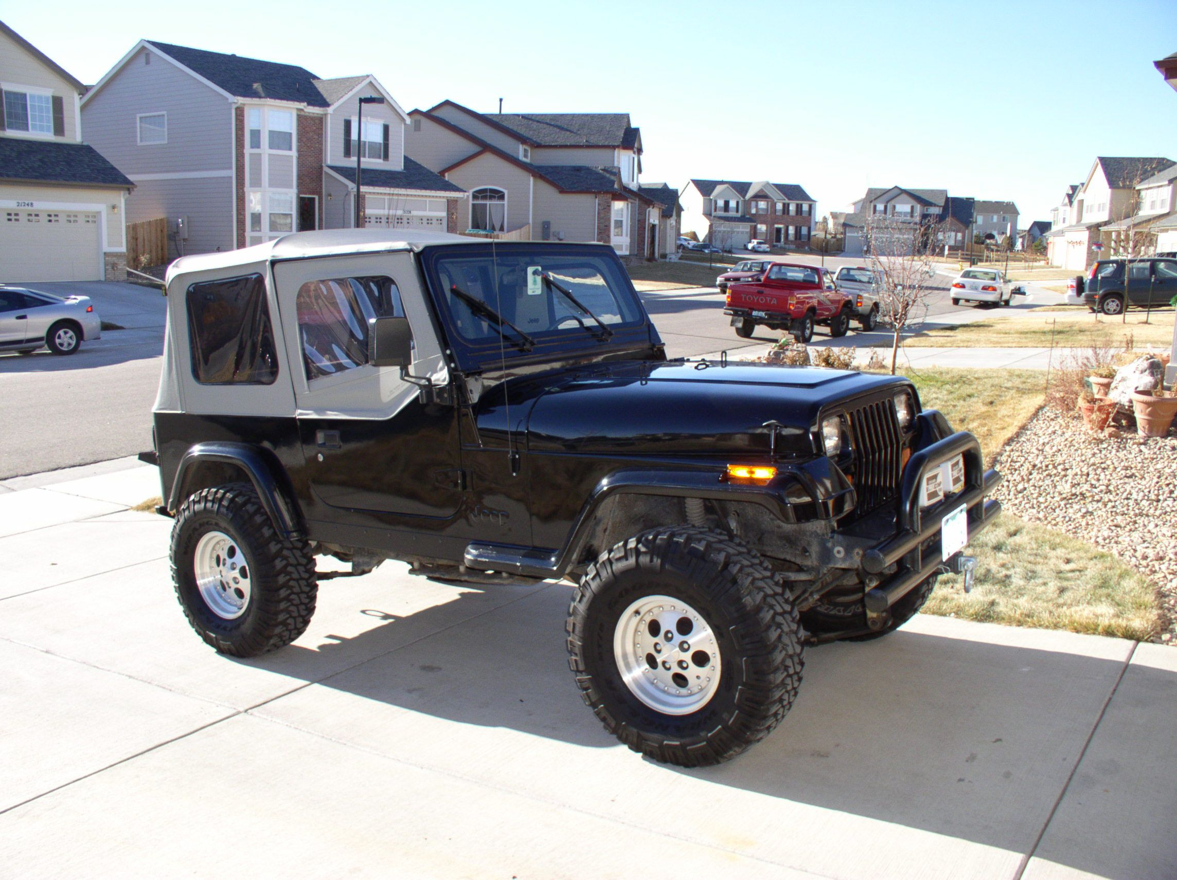 Jeep Wrangler YJ | Jeep | Pinterest | Fruteros y Toyota
