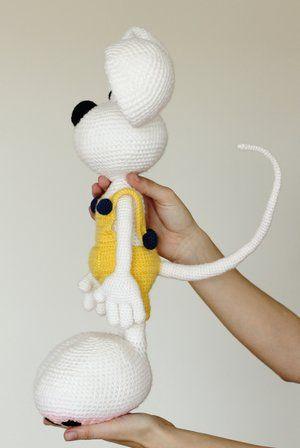 Mouse Amigurumi Doll Diddl Häkeln Maus Häkeln Und Fuchs Häkeln