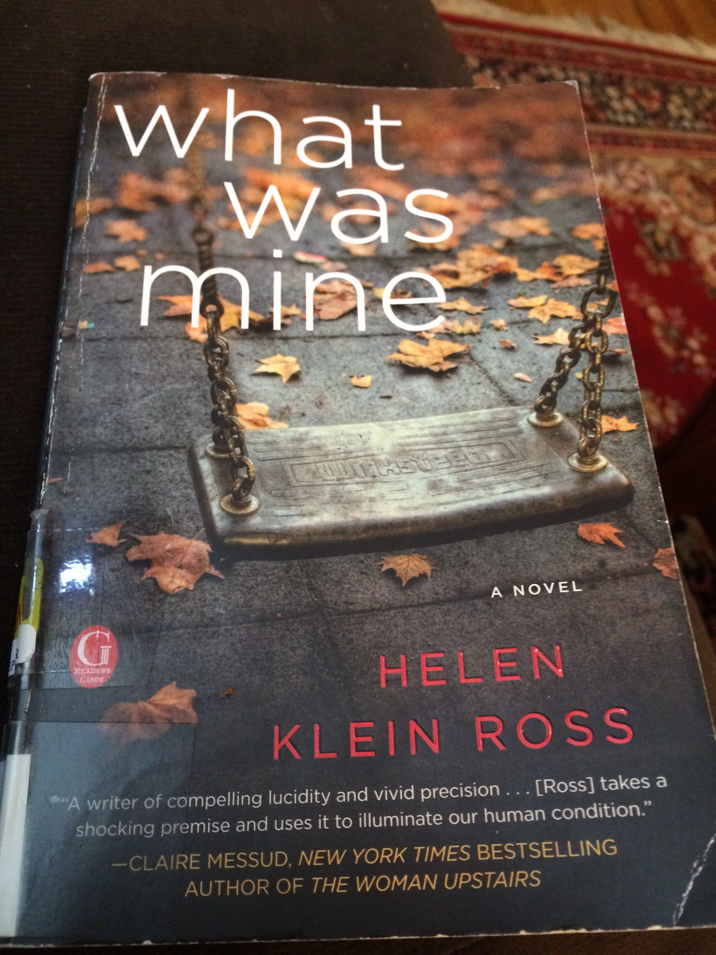 Fiction Books About Kidnapping