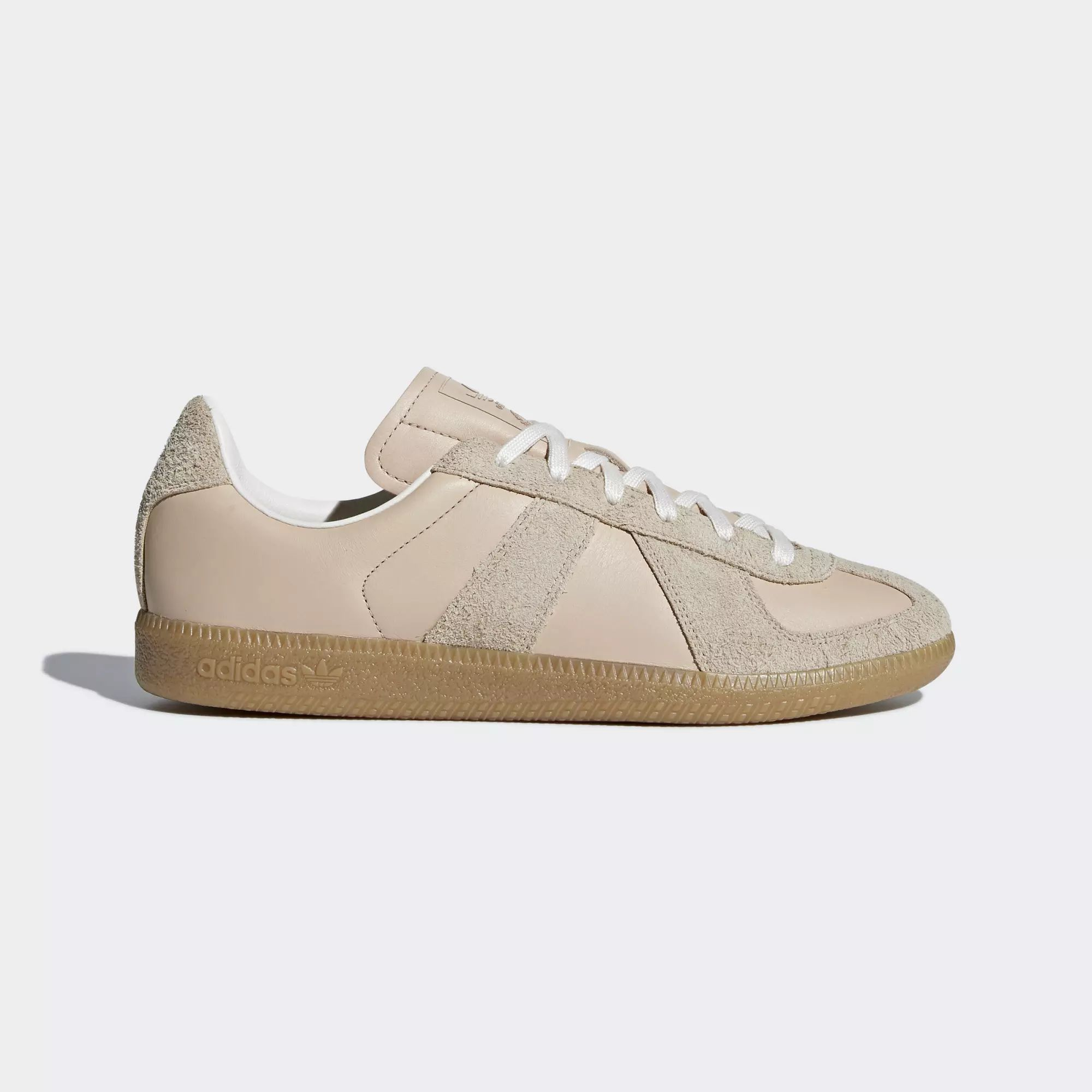 ca1081fce35f Adidas BW Army Shoes - St Pale Nude   St Pale Nude   Chalk White ...