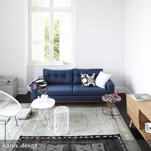 Sofa \ - wohnzimmer modern eingerichtet