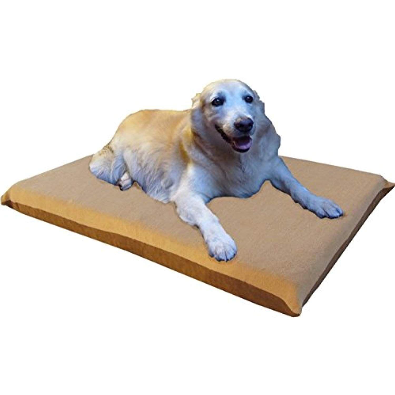 Large Extra Large 34x48 Orthopedic Dog Pet Bed Red