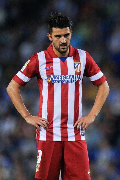 David Villa Photos - Club Atletico de Madrid v Sevilla FC - La Liga - Zimbio d7d48d4c5