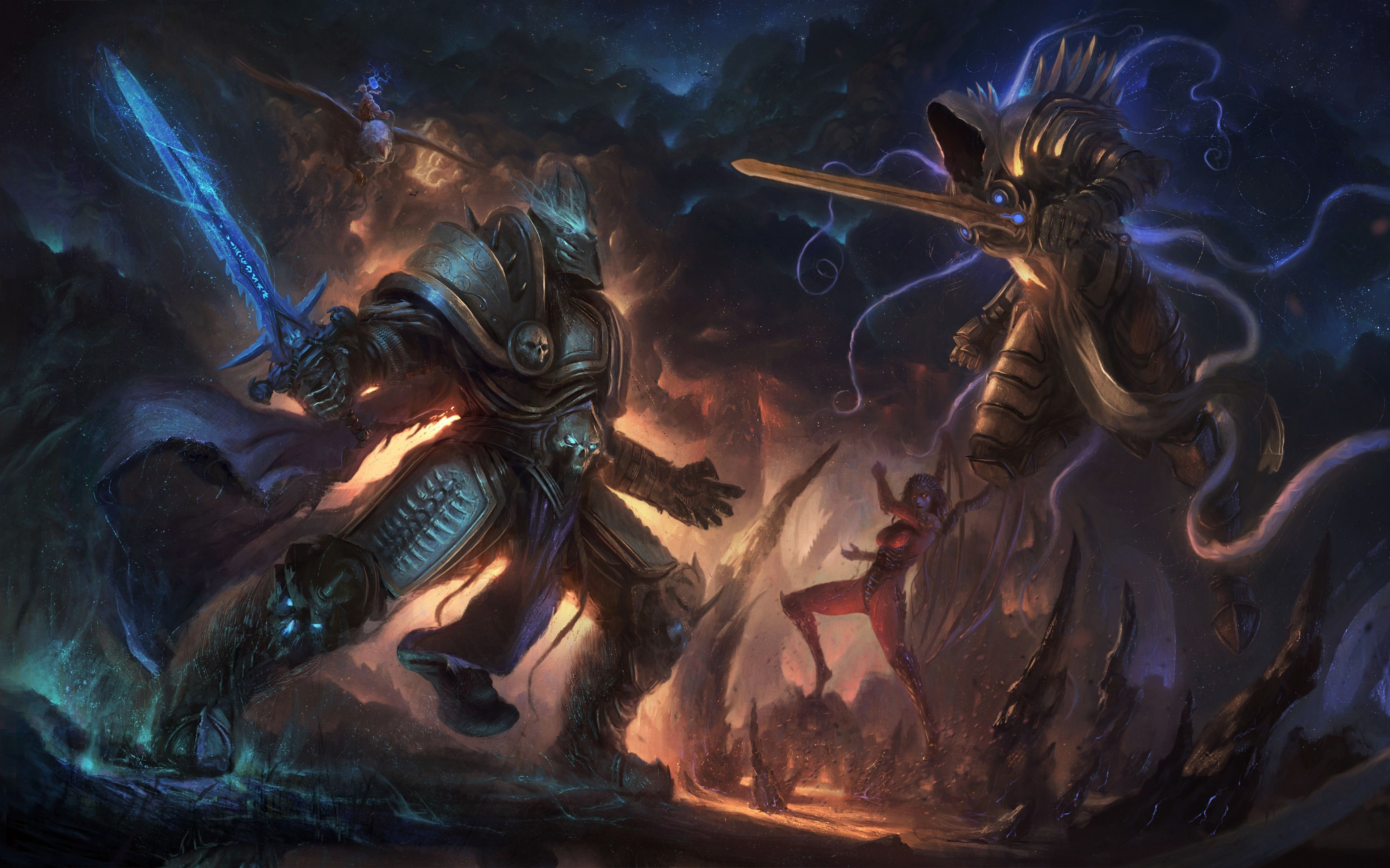 Related Image Heroes Of The Storm Art Contest Image Hero