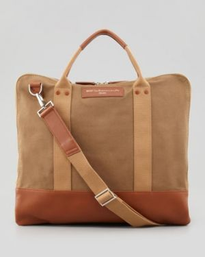 f02746954d2 LUSCIOUS TRAVEL  Beige and brown weekender bags   A Gift For You ...