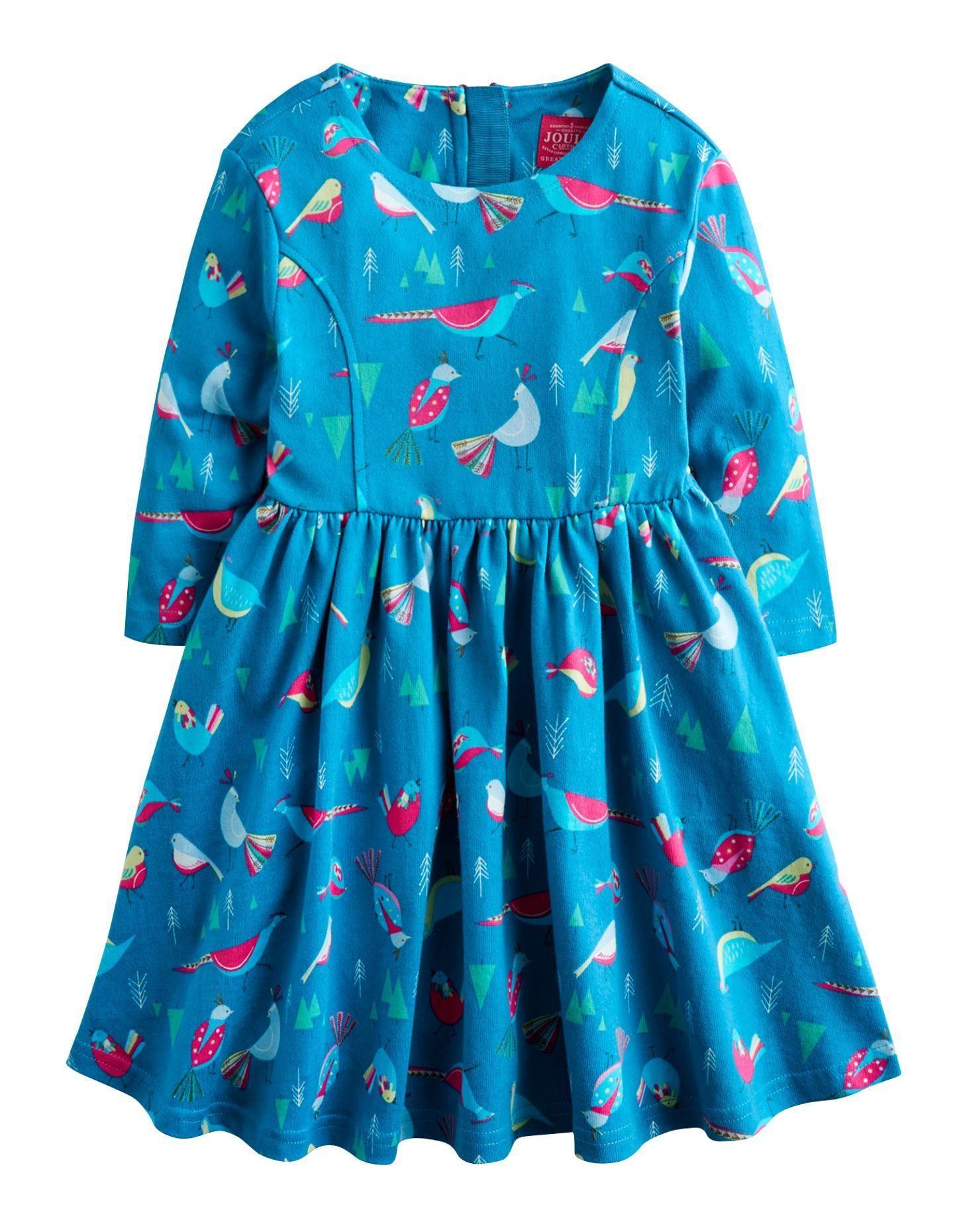 JNR MADLYN Girls Three Quarter Sleeve Dress