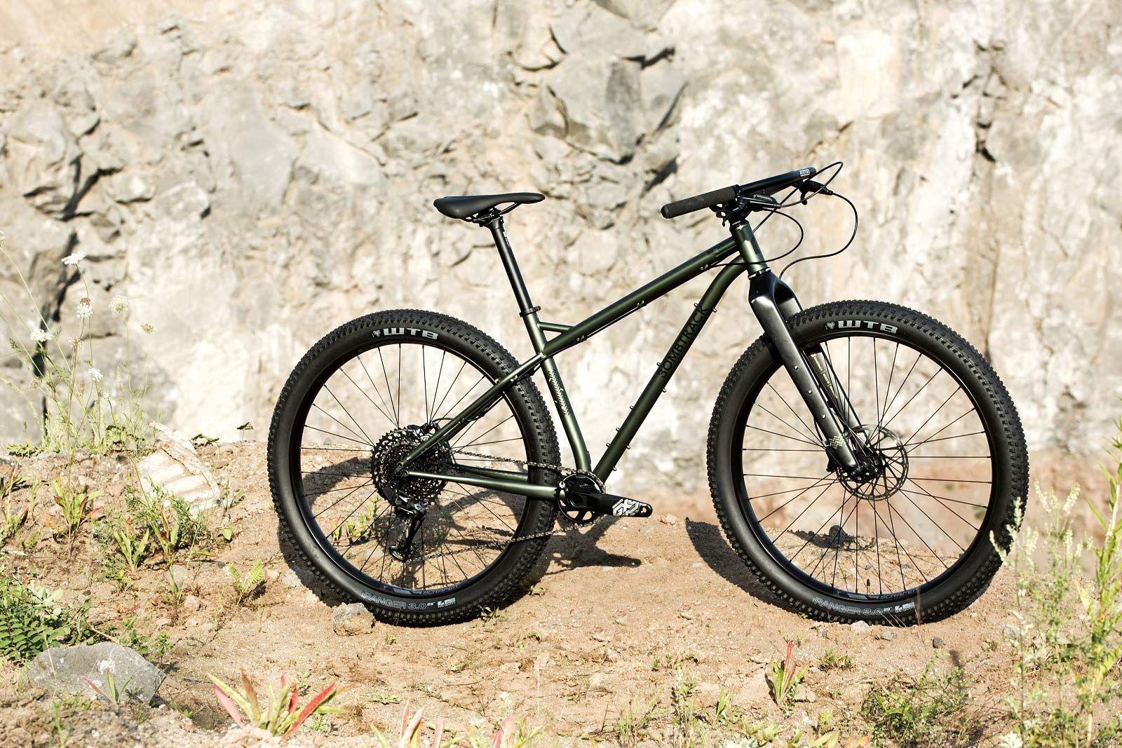 Bombtrack Beyond Adv 29 Expedition Mountain Bike Ventures Even