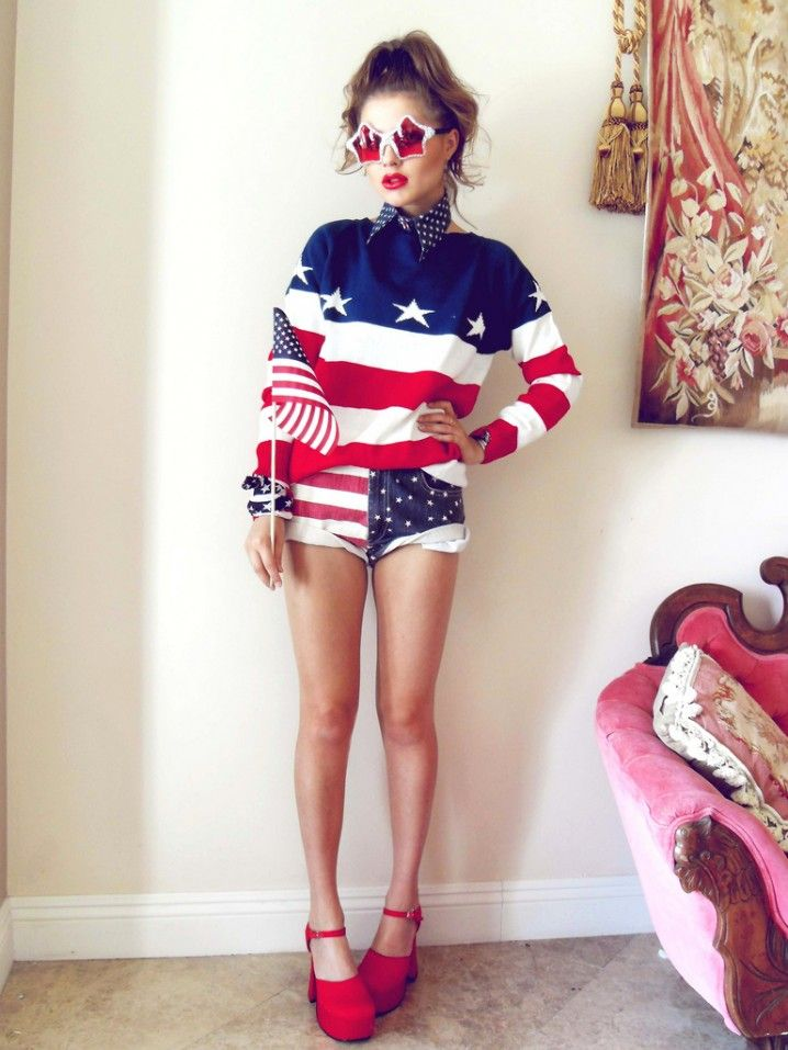 48+ Red white and blue outfits ideas ideas in 2021