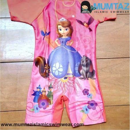 Baju Renang Anak Perempuan