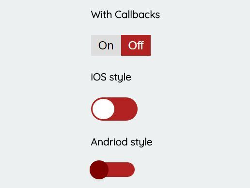 Customizable Interactive Toggle Switch Plugin With jQuery