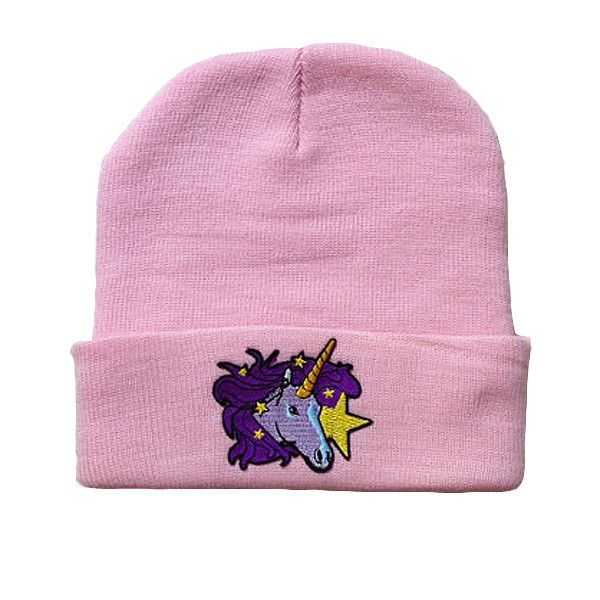 Unicorn Beanie - Shop Now on NYLONshop: http://shop.nylonmag.com/collections/whats-new/products/unicorn-beanie