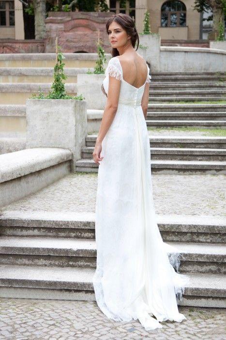 Etelvina   Brautkleid   Elbbraut   Wedding   Pinterest   Brautkleid ...