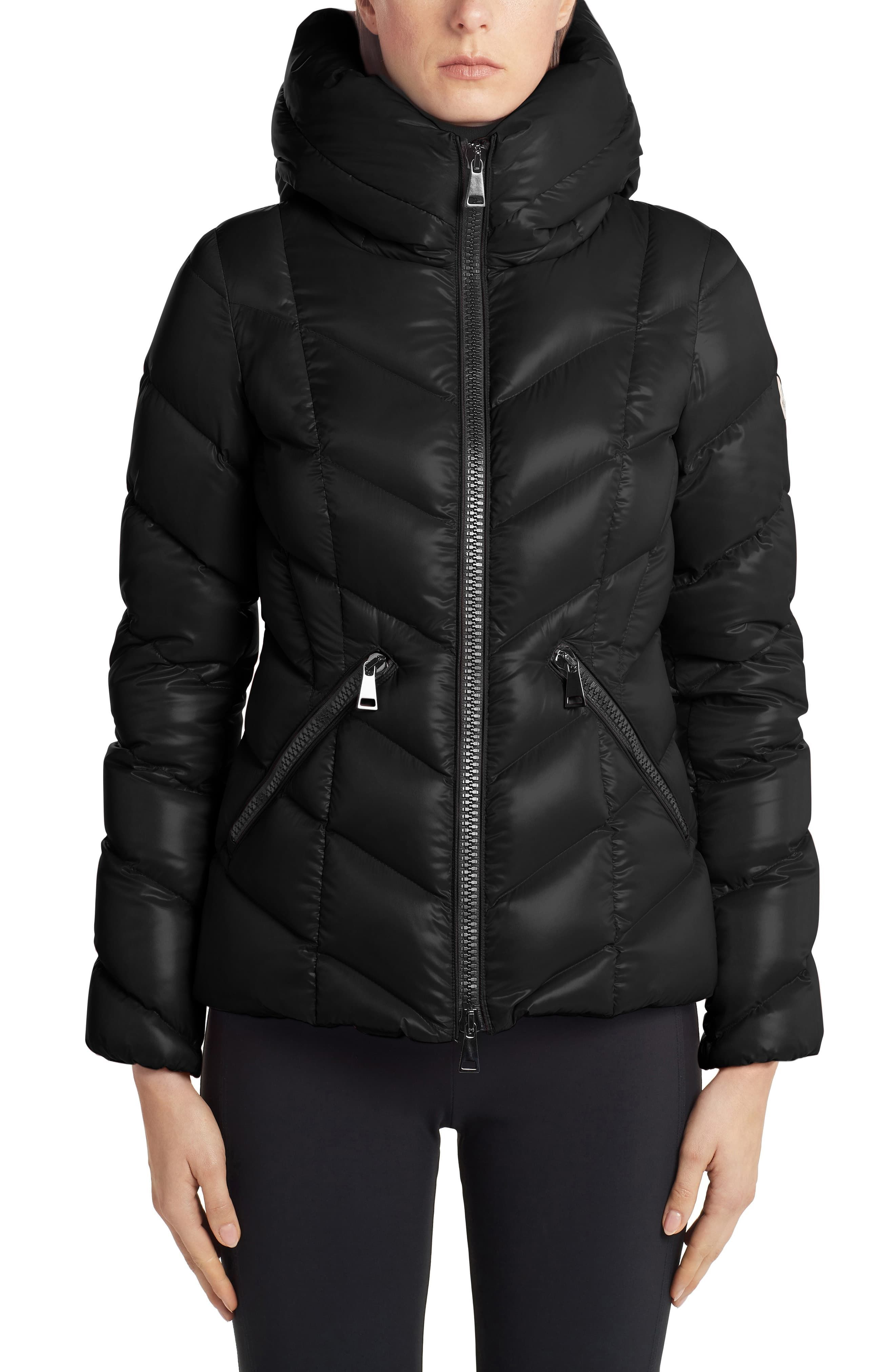 Moncler Fulig Quilted Down Puffer Jacket available at