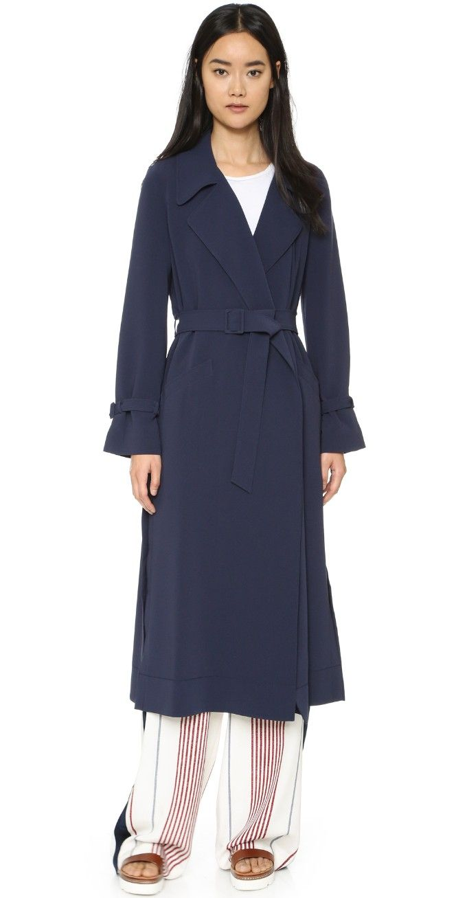 Elizabeth and James Bailey Trench | SHOPBOP
