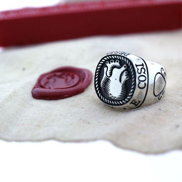002 45 Creative Ring Designs Wax seal ring, ring, Rings