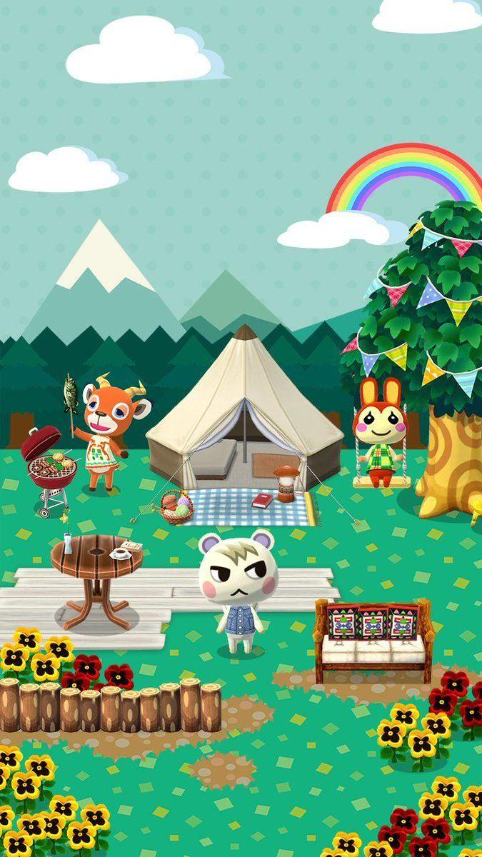 Zendha Animal Crossing Wallpaper Hd