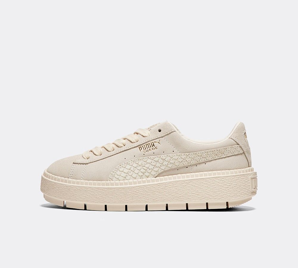 fdb5aa3ff010 Womens Suede Platform Trace Animal Trainer | Style in 2019 ...