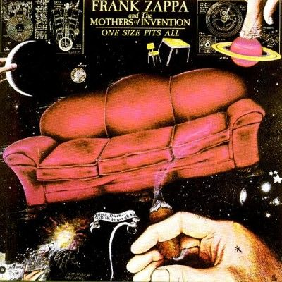 One Size Fits All, 1975 by Frank Zappa and the Mothers of Invention