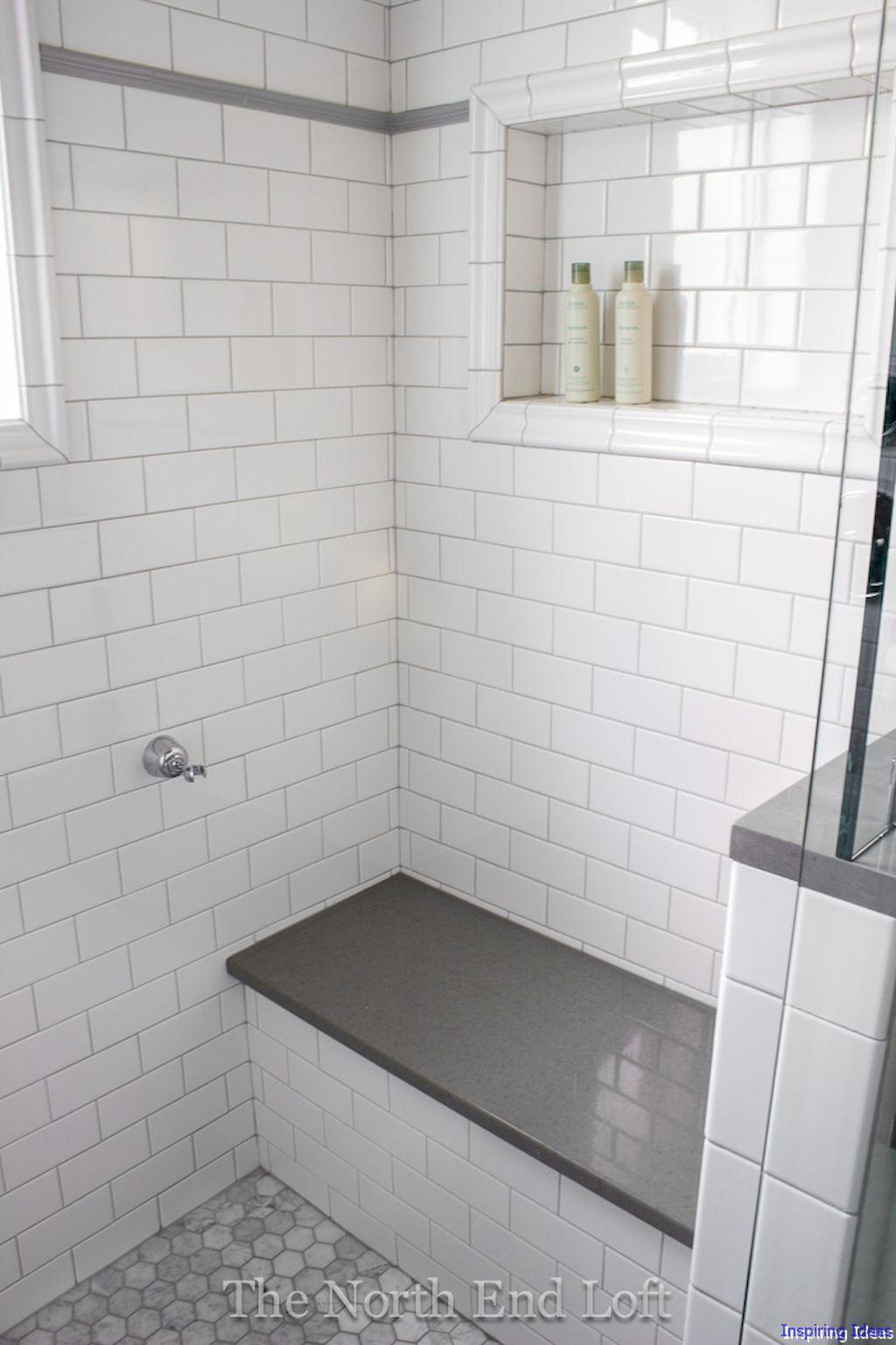 55 Cool Bathroom Shower Remodel Ideas | Bathroom shower remodel ...