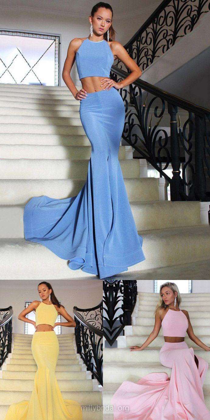 Blue prom dresses long prom dresses trumpetmermaid prom dresses