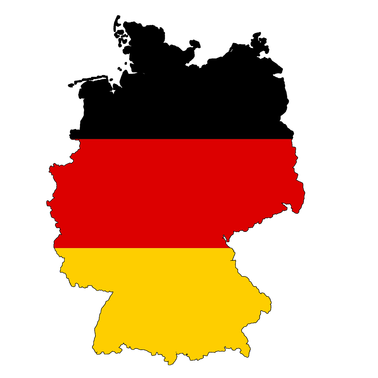 Versions Of The German Flag By Kristo1594 On Deviantart German Flag Flag Flags Of The World