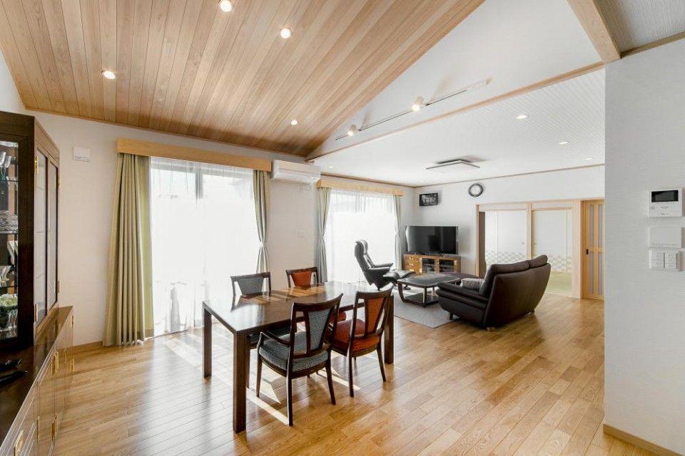 日本の 木 を使い 匠 が造る和風住宅の設計 菅野企画設計 実績