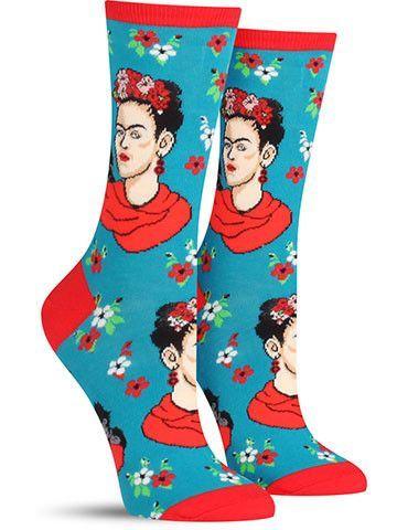 calcetín Kahlo del Frida Calcetines del de cajón zqZwY