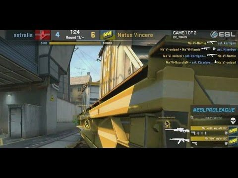 NaVi kill themselves to be more scary?