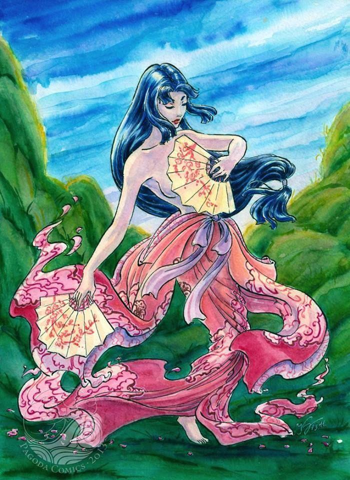 Shinto Sun Goddess Sun Goddess Amaterasu To The World