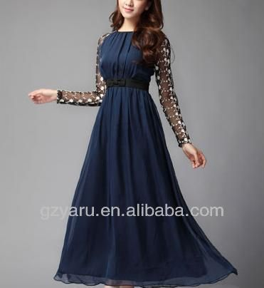 Casual Maxi Dresses For Muslimah   Stuff to Buy   Pinterest ...