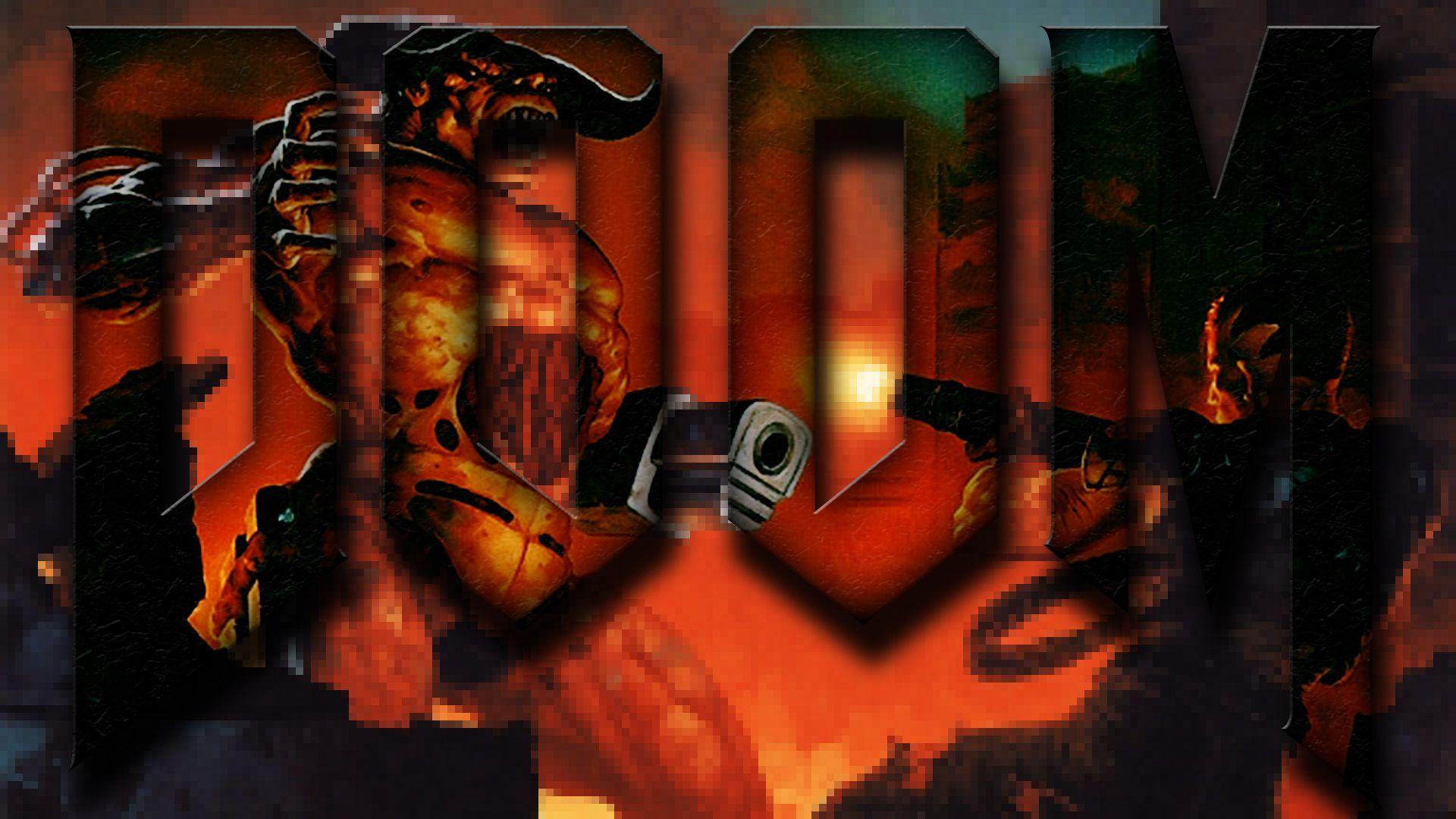 Doom Ii Wallpapers Doom Wallpaper Doom Game