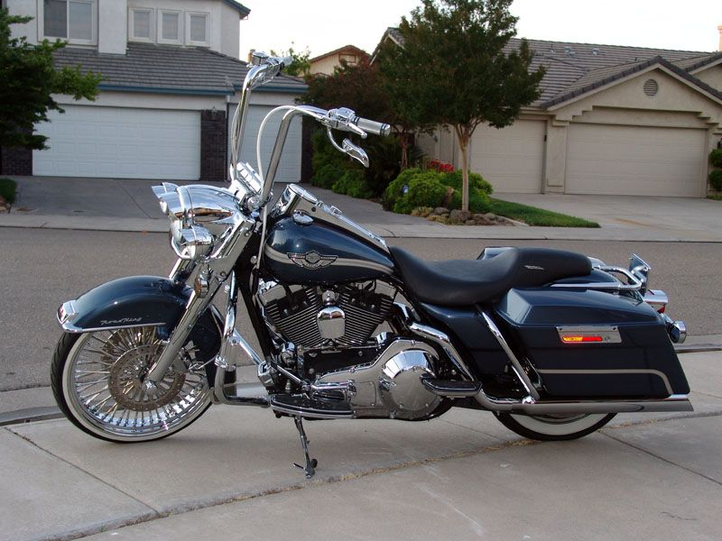 Beach To Apes Roadking Harley Davidson Forums Harley Davidson Bikes Road King Classic Harley Davidson Forum
