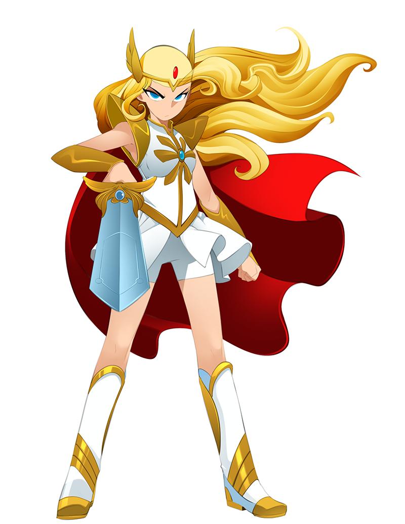 I. AM.............. by bleedman She ra, Princess of